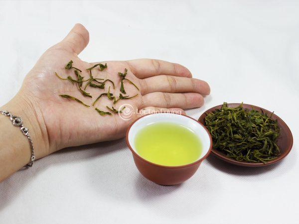 Bã trà đinh Thái Nguyên