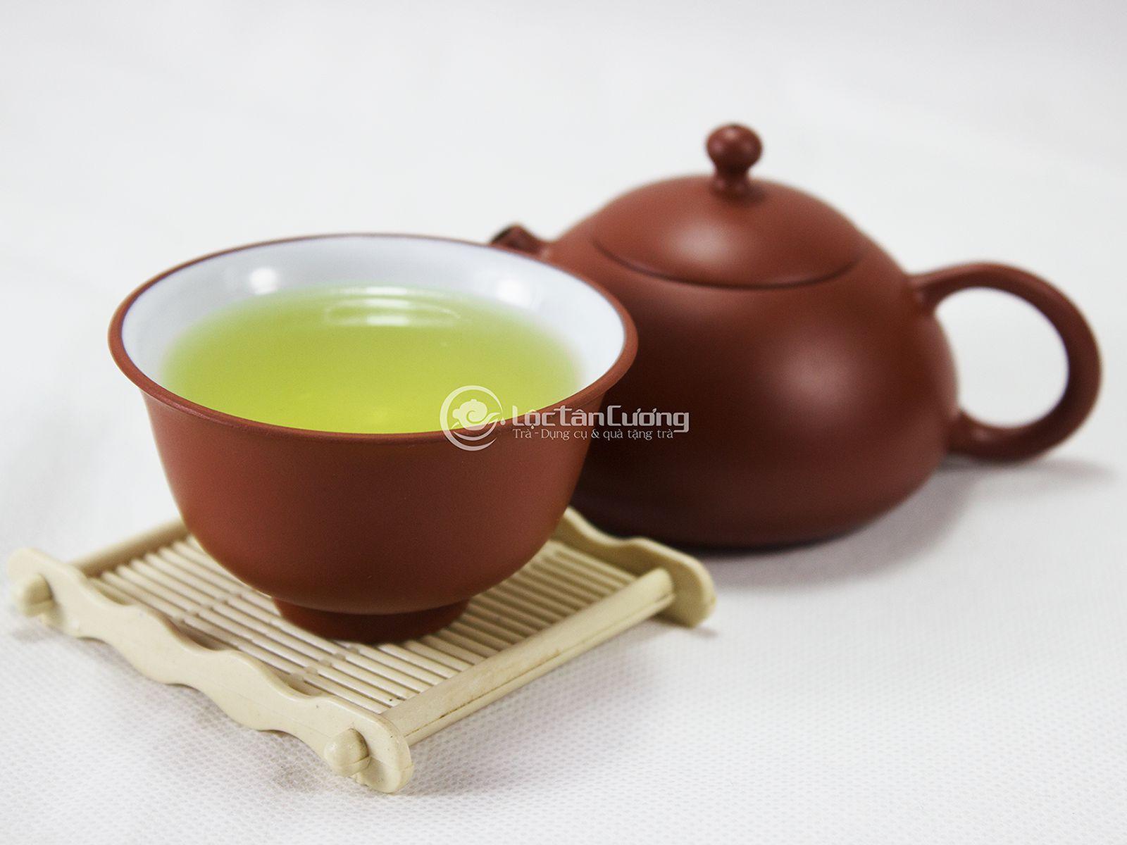 Trà đinh ngọc Lộc Tân Cương với hương vị đặc trưng, đảm bảo chất lượng