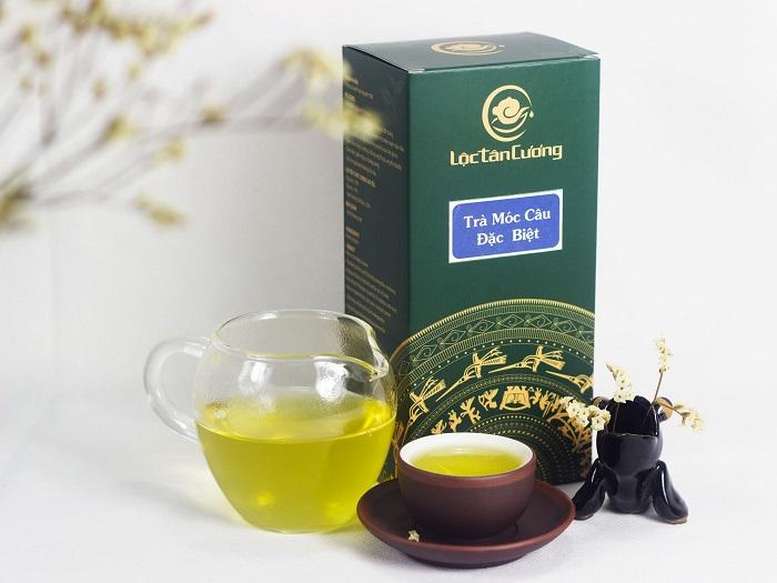 Trà móc câu thái nguyên không đơn thuần là thức uống giải khác mà còn mang lại nhiều sức khỏe cho người thưởng trà