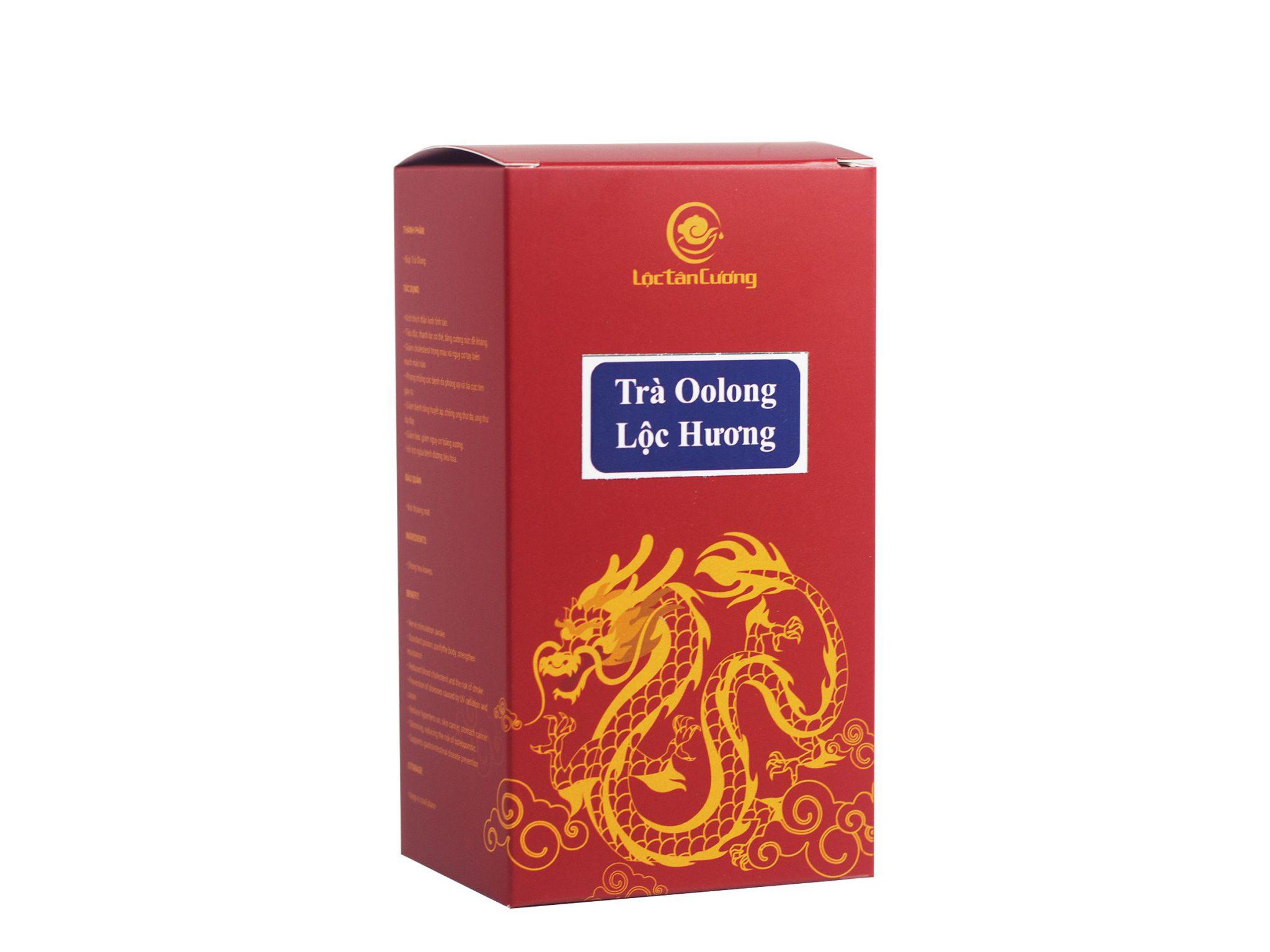 Trà oolong Lộc hương Lộc Tân Cương