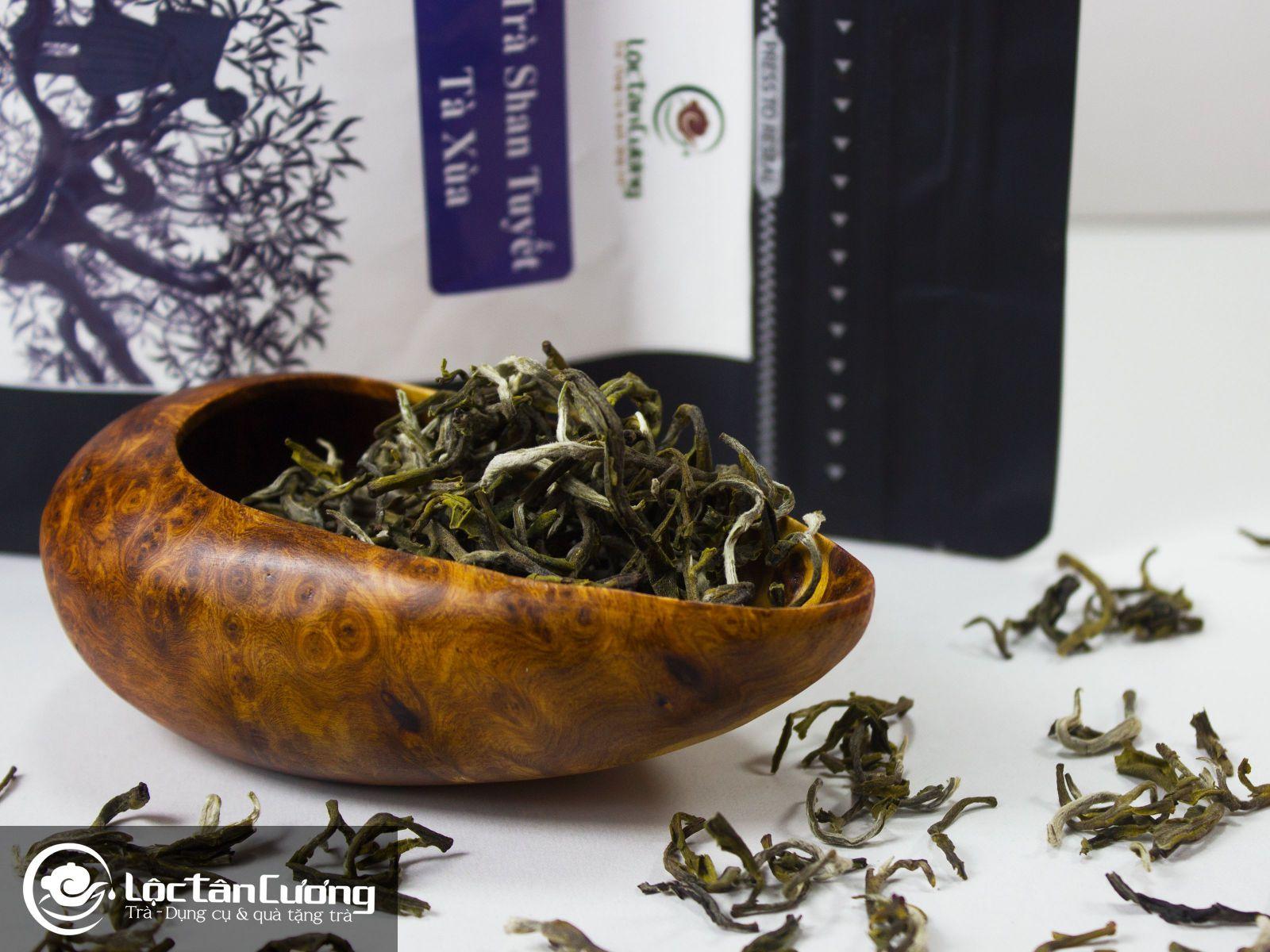 Trà Shan Tuyết cổ thụ Tà Xùa có nhiều lợi ích tốt cho sức khỏe và bổ dưỡng cho người thưởng trà