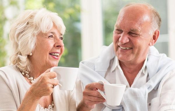 Trà nõn tôm rất tốt cho sức khỏe người lớn tuổi