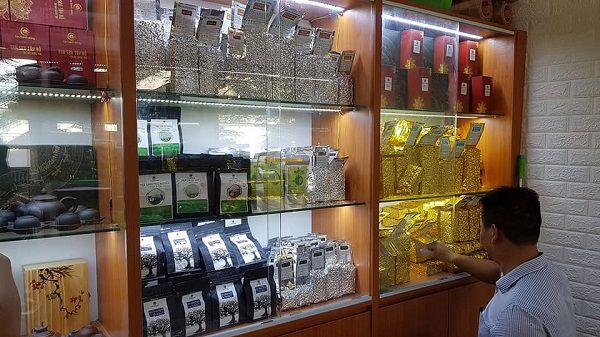 Giá trà thái nguyên sẽ chênh lệch tùy theo đơn vị kinh doanh