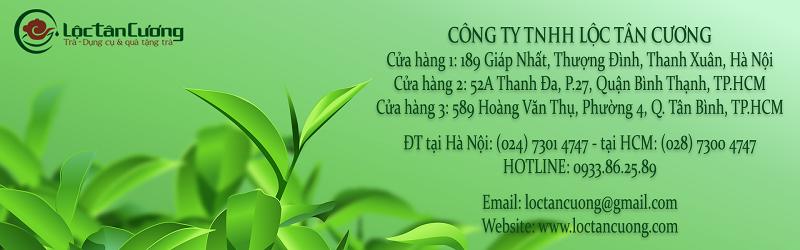 Địa chỉ công ty trà Lộc Tân Cương