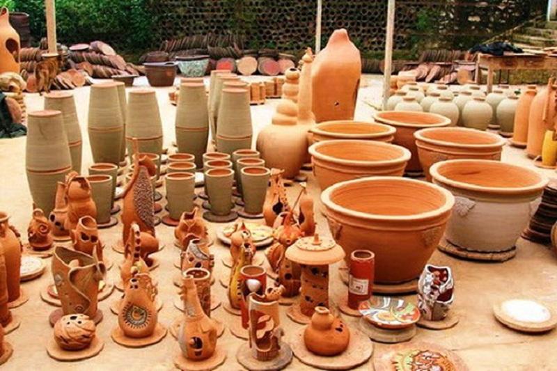 Làng nghề gốm ở Bát Tràng Hà Nội