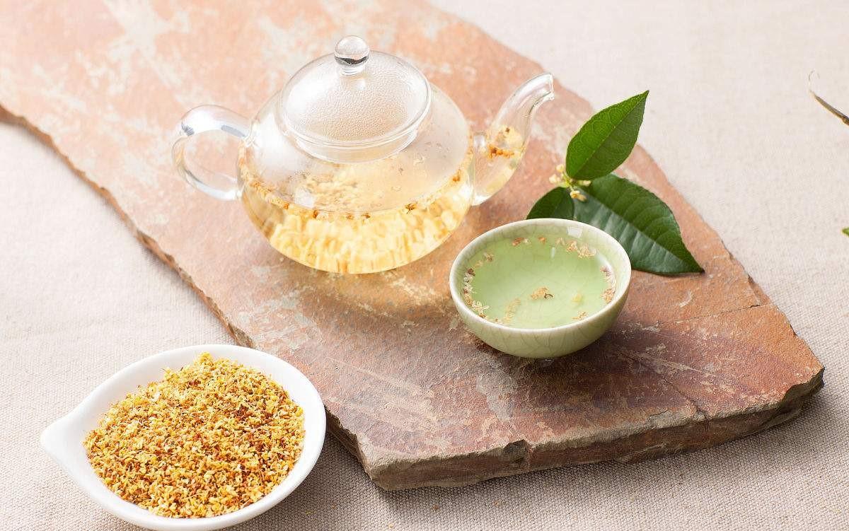 Một số loại hoa khô cũng được dùng để làm trà