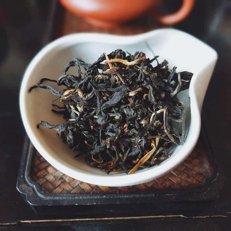 Hồng trà cổ thụ Hà Giang