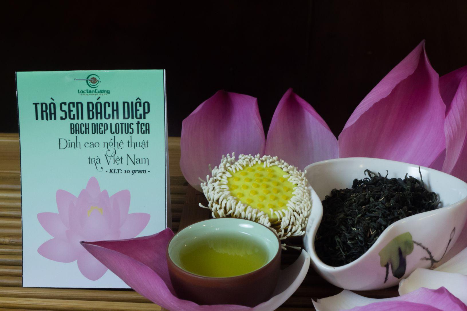 Trà ướp sen có rất nhiều lợi ích với sức khỏe và tinh thần người sử dụng