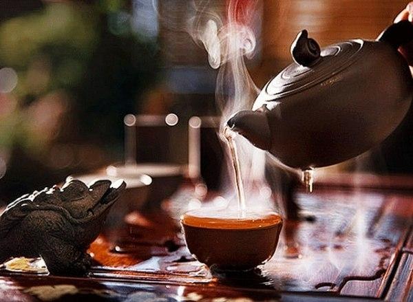 Văn hóa uống trà đã tồn tại trong đời sống người Việt từ thời xa xưa
