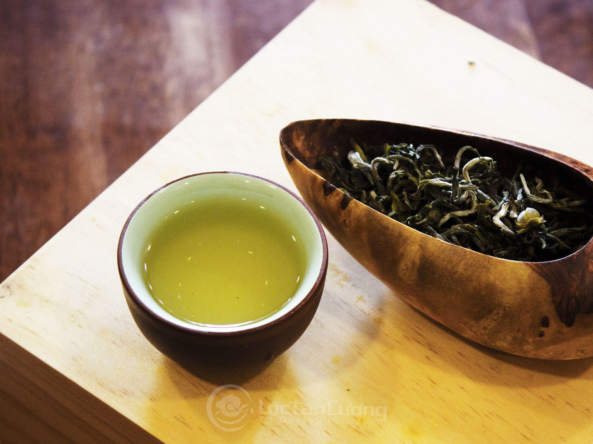 Hương vị trà rất thơm ngon, những người sành trà đều muốn được thưởng thức loại trà này