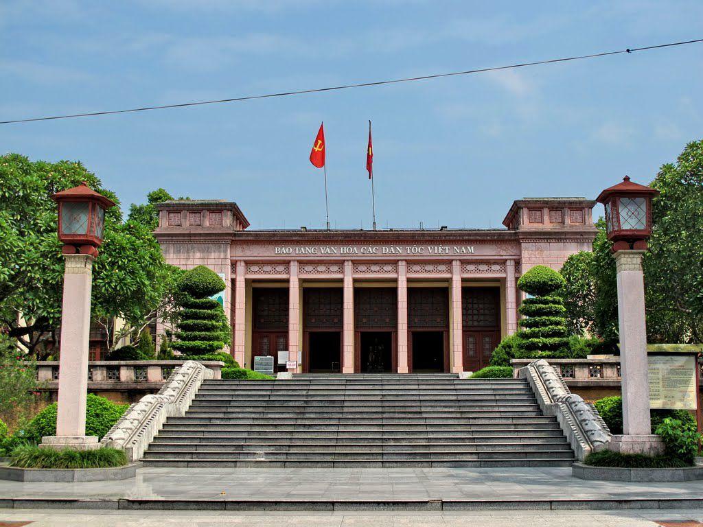 Khu Bảo tàng Văn hoá các dân tộc Việt Nam