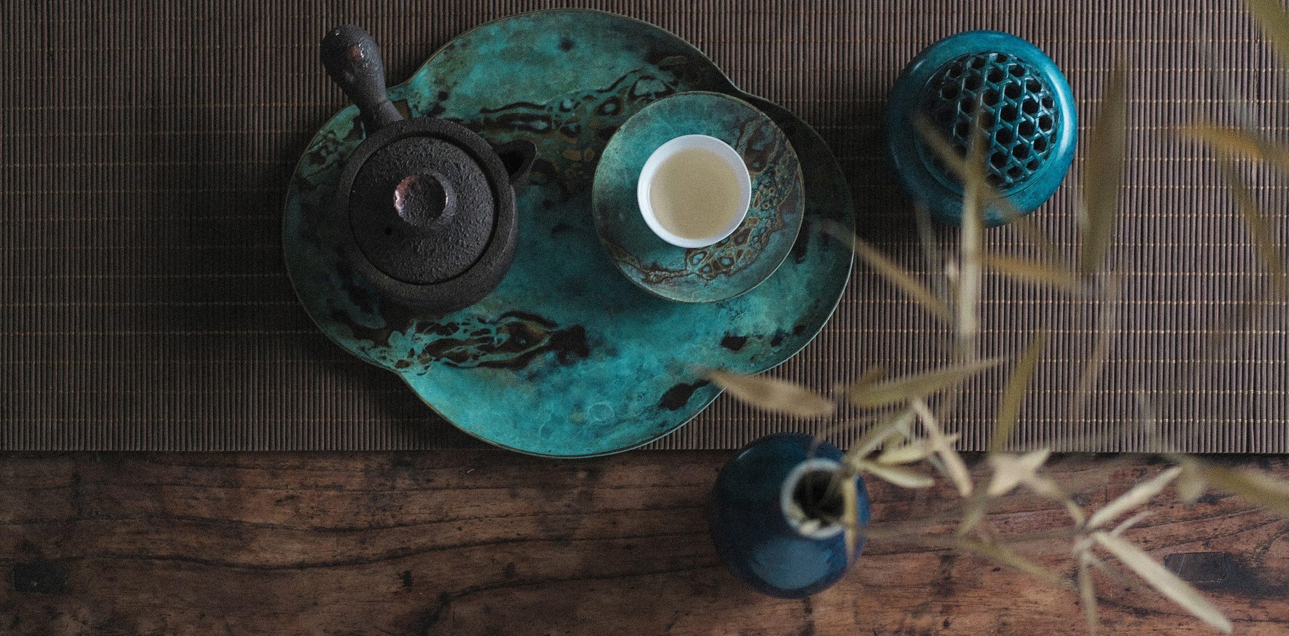 Khi pha trà hoa điều quan trọng nhất là nhiệt độ, kiểm soát được nhiệt độ là kiểm soát được hương hoa