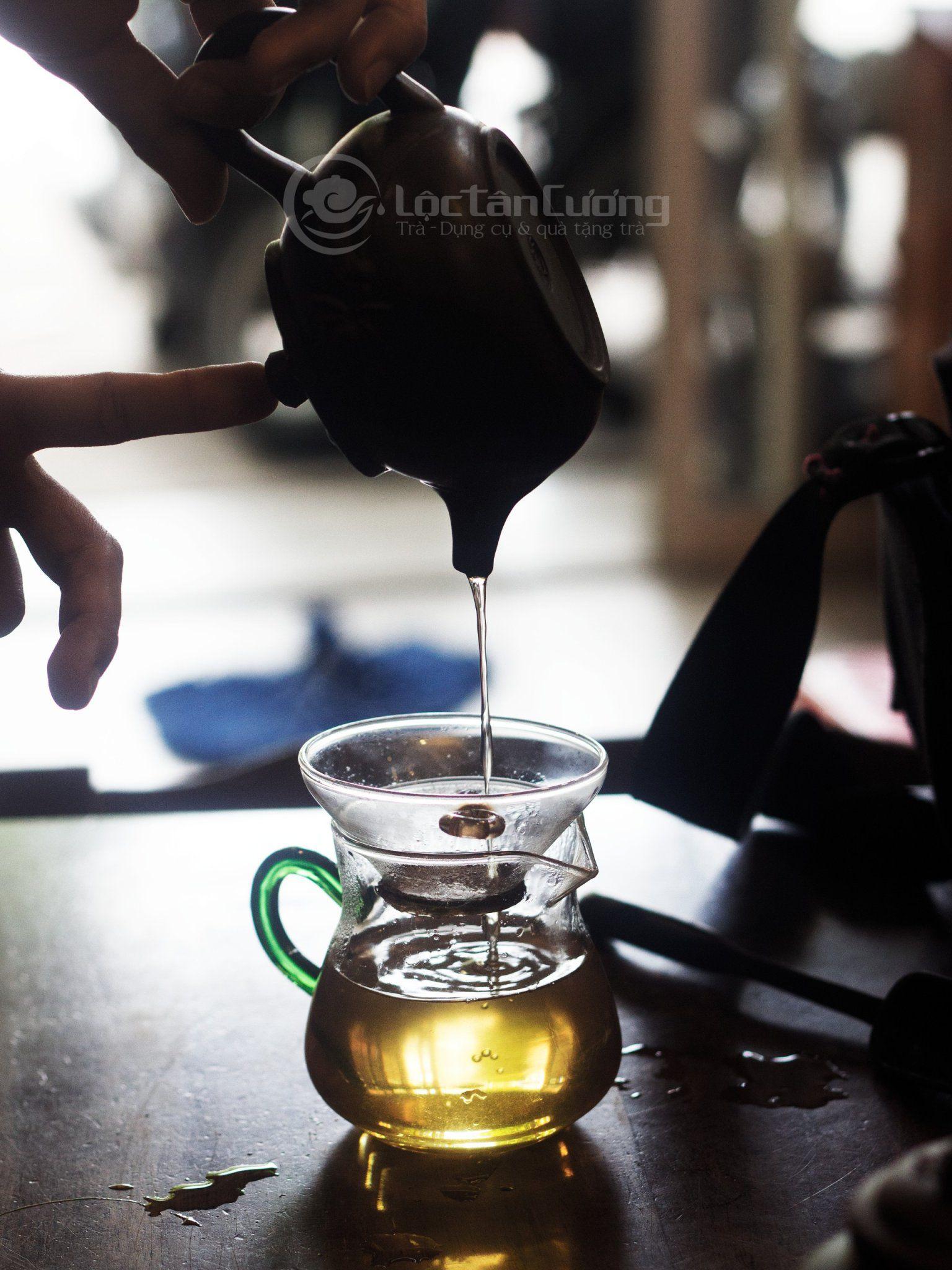 Nghệ thuật pha chè thái nguyên và văn hóa uống trà đã tạo nên một nét đẹp văn hóa truyền thống của người Việt Nam