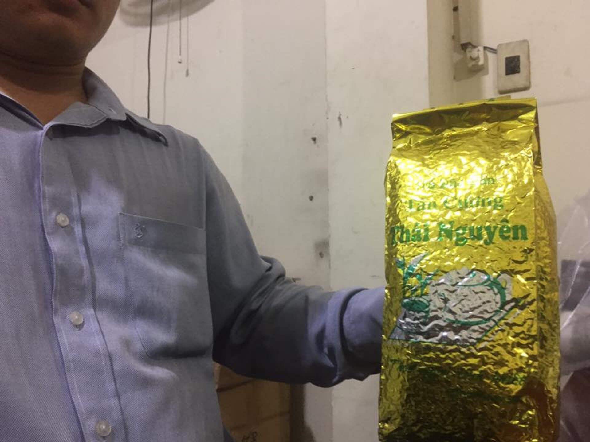 Thời của mác sạch lên ngôi, tất cả sản phẩm đều có thể mang danh trà sạch Tân Cương Thái Nguyên