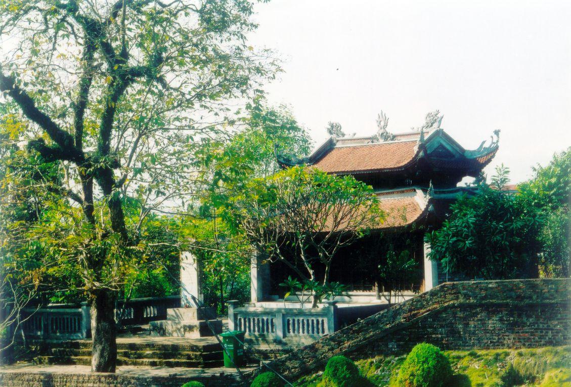 Đền thờ ông Đội Cấn - một thủ lĩnh trong cuộc binh biến chống chính quyền thực dân Pháp tại Thái Nguyên năm 1917