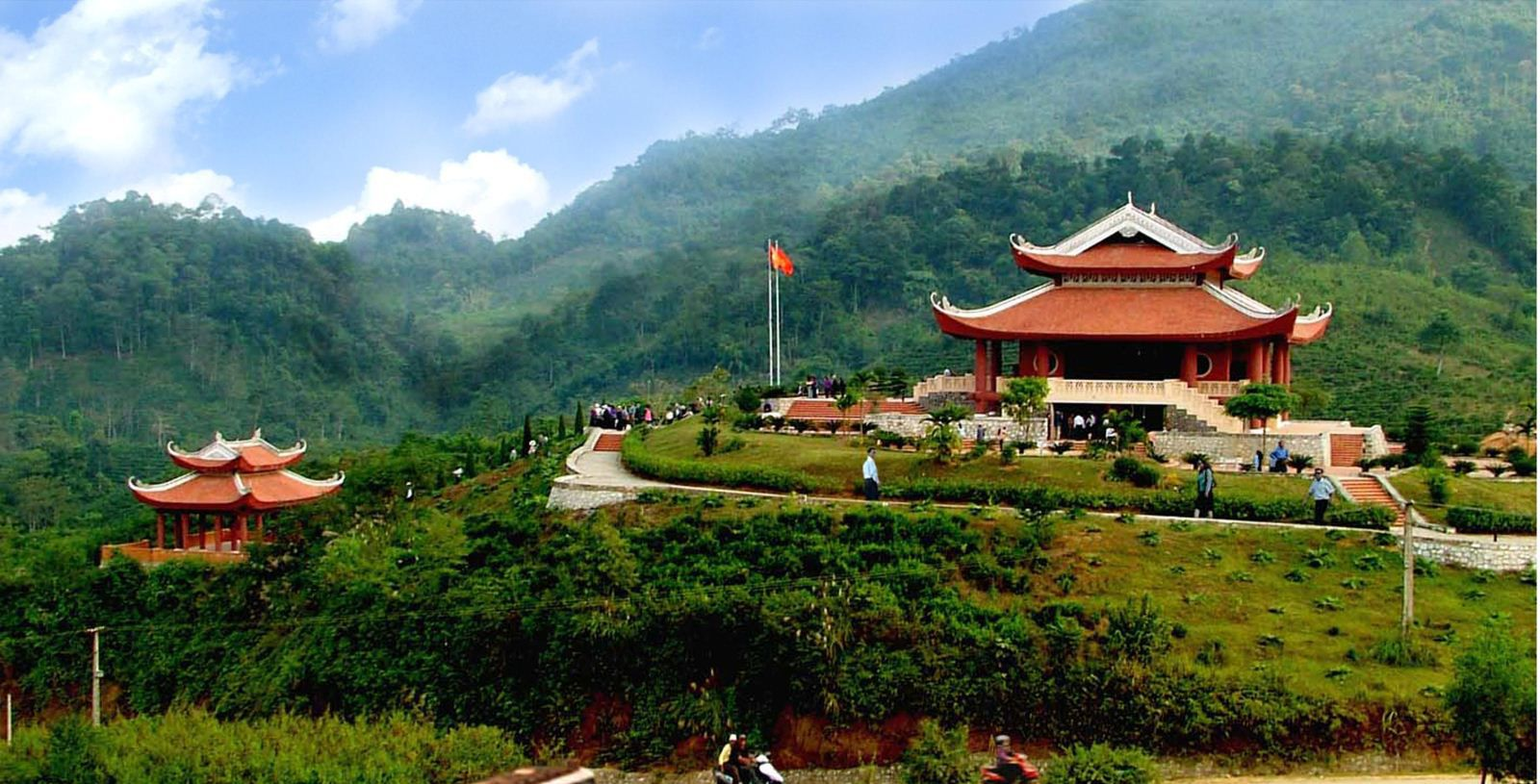 Khu di tích lịch sử ATK huyện Định Hoá – Nơi Chủ Tịch Hồ Chí Minh và các đồng chí lãnh đạo Đảng, Nhà Nước từng ở và làm việc