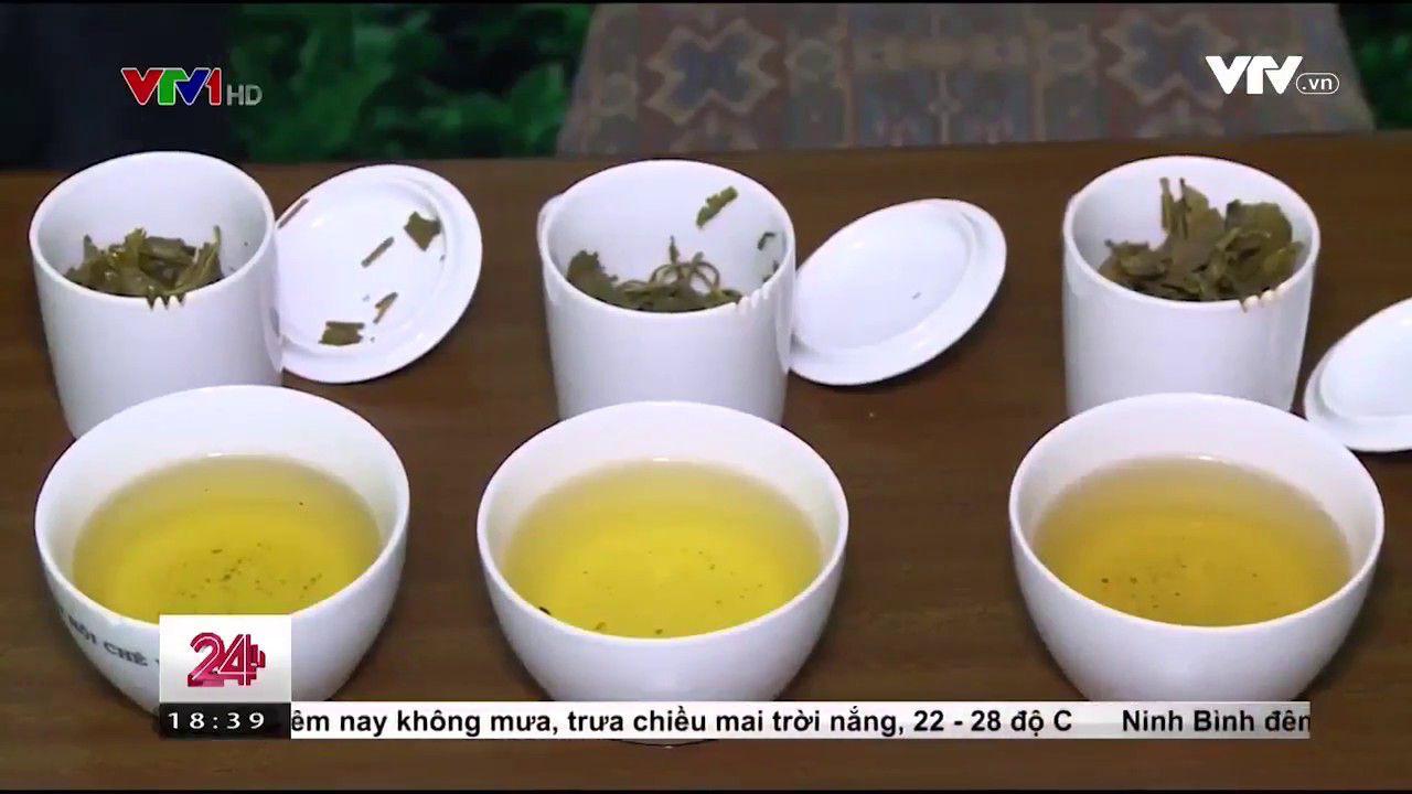 Phân biệt trà sạch thái nguyên với trà bẩn thông qua màu nước, hương trà và bã trà