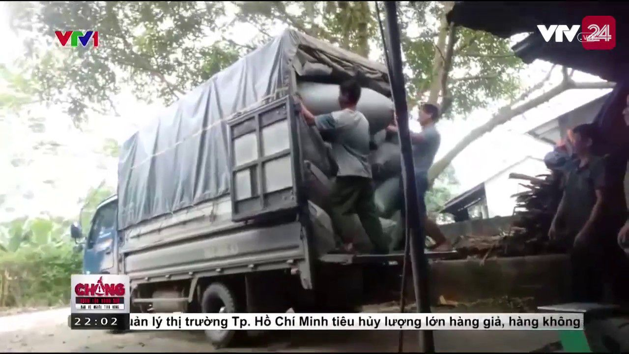 Mỗi ngày có khoảng hơn 30 tấn chè bẩn để mang về Thái Nguyên và cung cấp đến tay người tiêu dùng