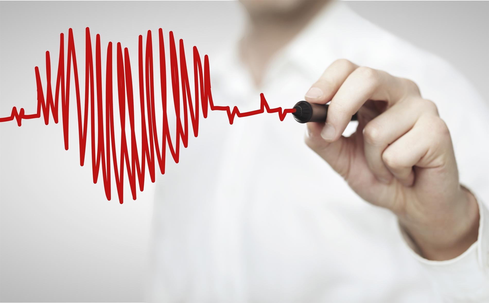 Trà hoa cúc giải quyết rất tốt các vấn đề tim mạch.