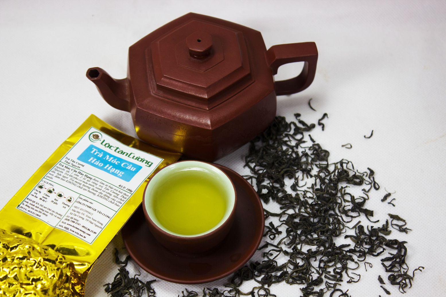 trà móc câu hảo hạng