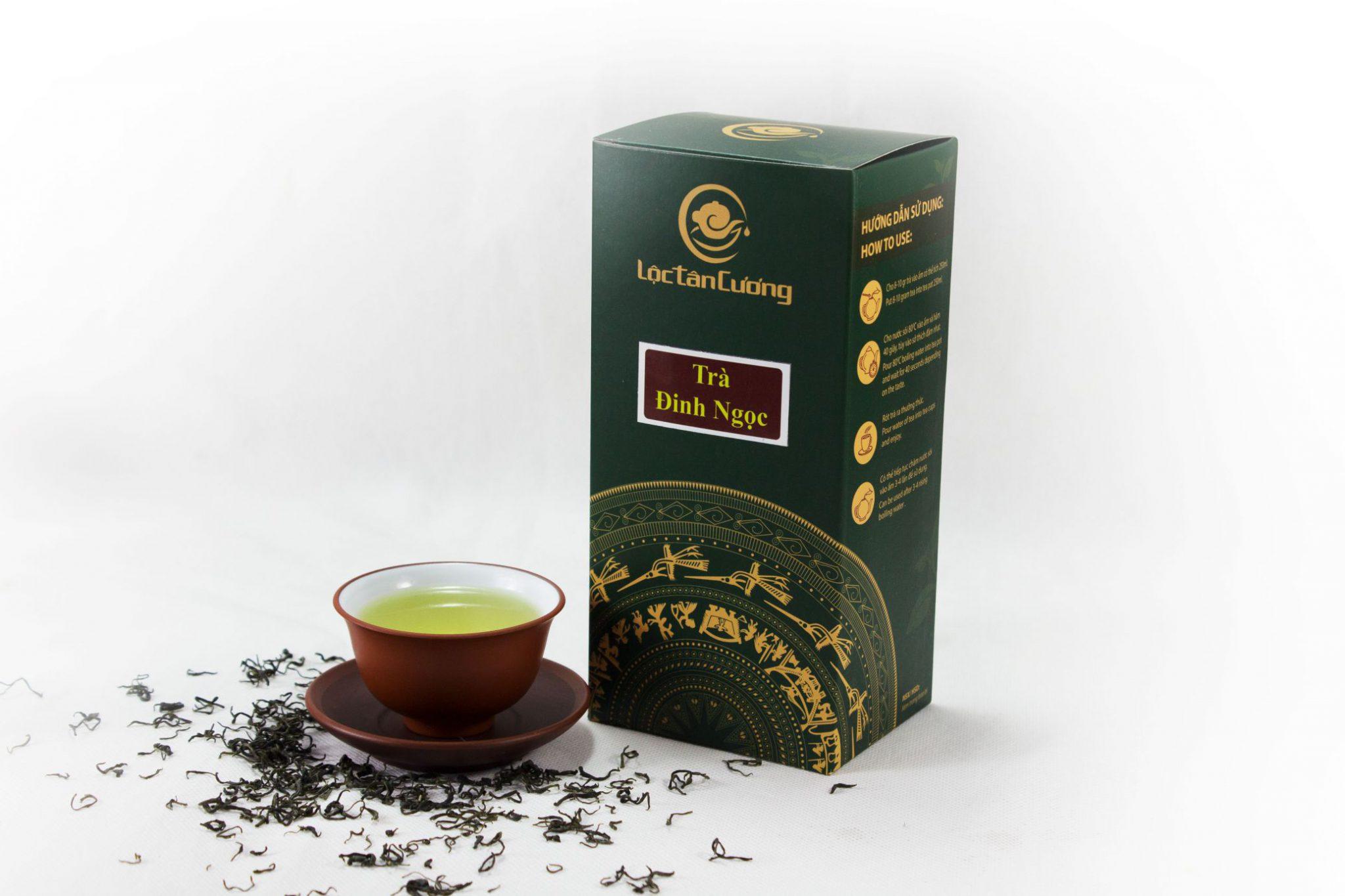 trà đinh thái nguyên
