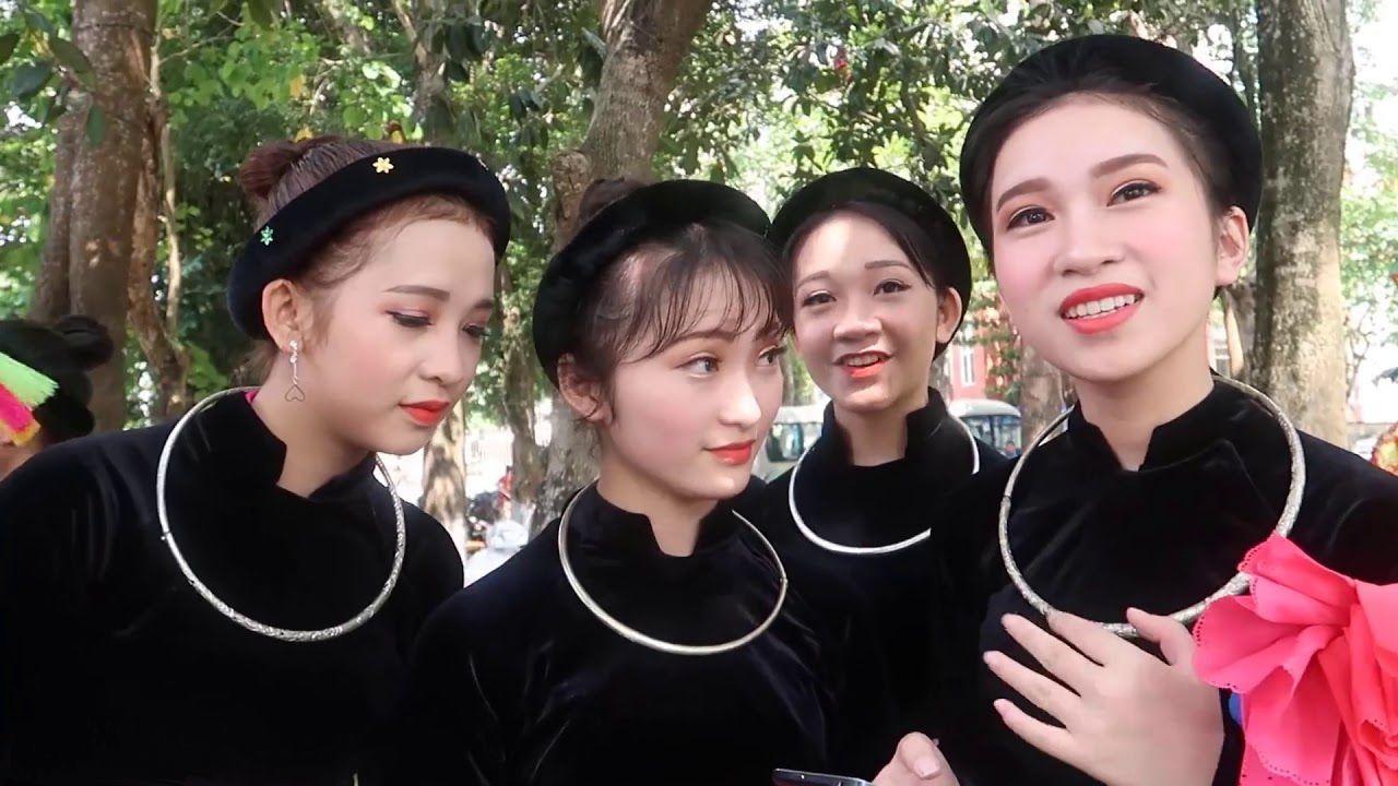 Vẻ đẹp các cô gái xứ Tuyên Quang dịu dàng đằm thắm