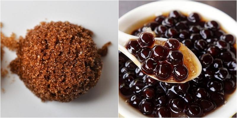 Cách làm trân châu đường đen
