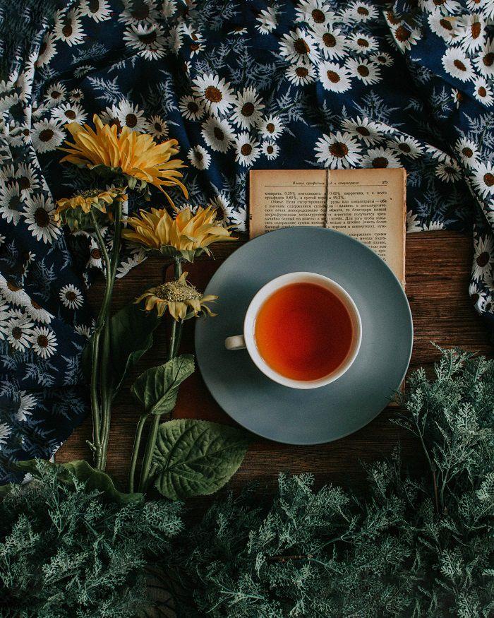 hãy thử hồng trà để bắt đầu hành trình giảm cân của bạn