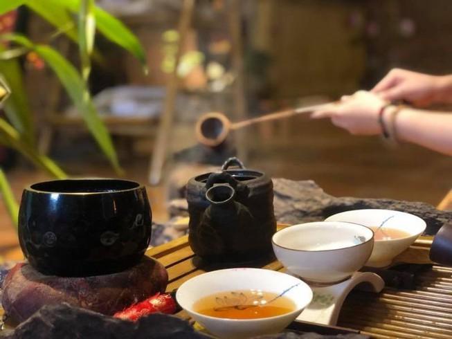 Thương thức trà là phải cầu kì, tiêu tốn thời gian?