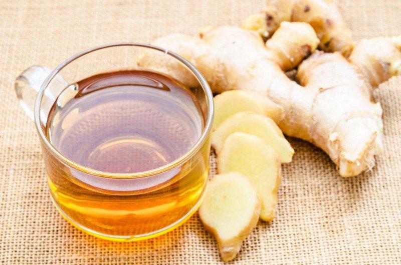 Trà gừng là thức uống được xem như một vị thuốc có tác dụng phòng ngừa và chữa các bệnh thường gặp trong cuộc sống