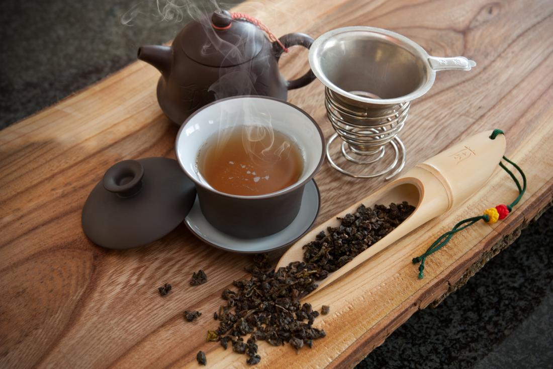 Uống trà Ô long để giảm cân cũng là một lựa chọn rất tốt