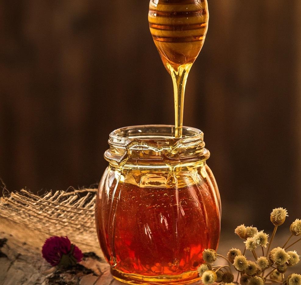 Mật ong là chất bảo quản vĩ đại của thiên nhiên.