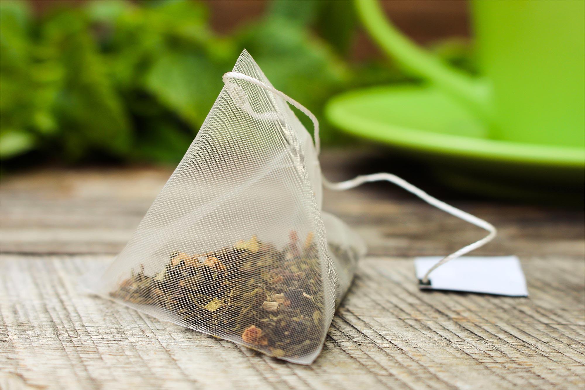 Ý tưởng về phương pháp pha trà nhanh gon và vẫn giữ được hương vị trọn vẹn