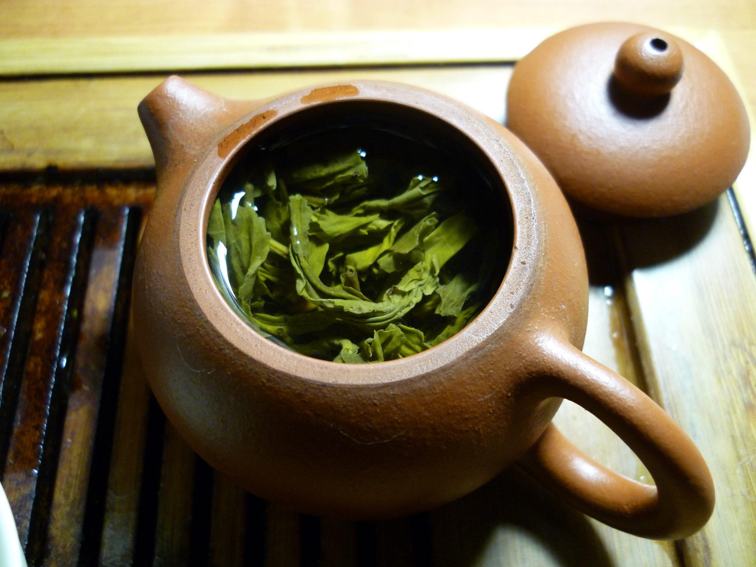 uống trà xanh để giảm cân là hiểu quả nhất