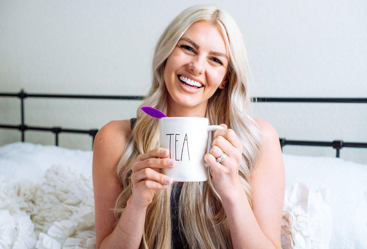 uống trà giảm cân để lấp đầy dạ dày khi bạn đói