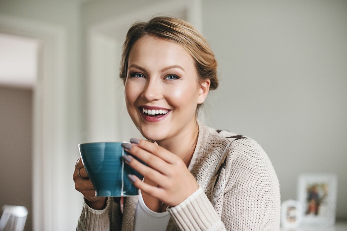 Một tách trà vào sáng sớm không chị giúp bạn giảm cân mà còn khiến bạn sảng khoái hơn đấy