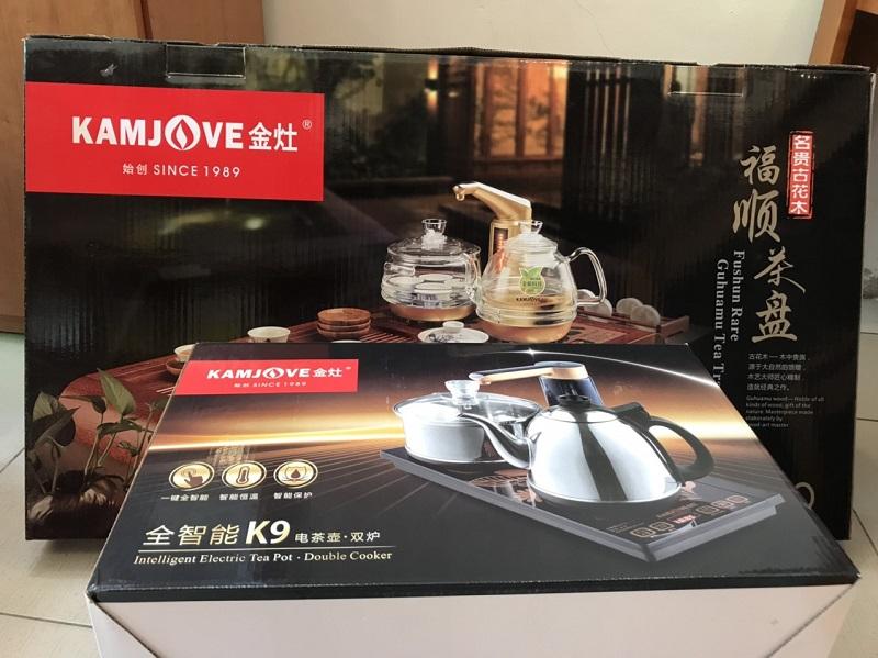 Bàn trà điện KAMJOVE K180