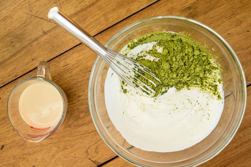 Mặt nạ trà xanh với sữa chưa giúp da trắng mịn, chống lão hóa hiệu quả