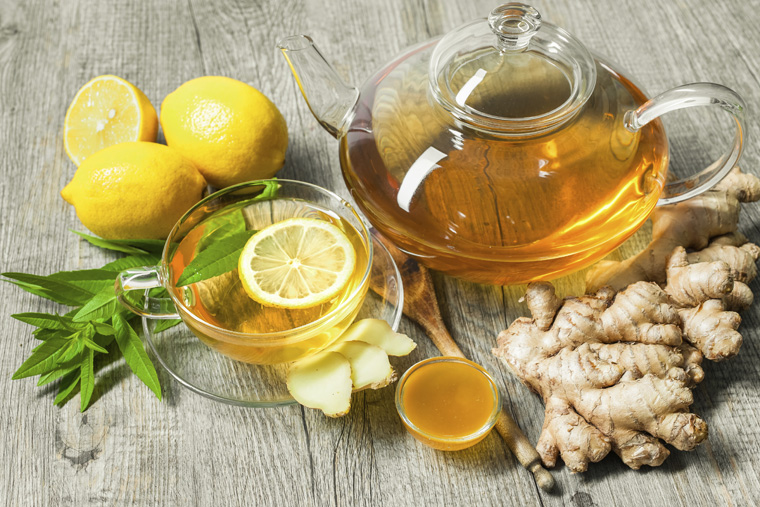 Cách pha trà xanh giảm cân hiệu quả