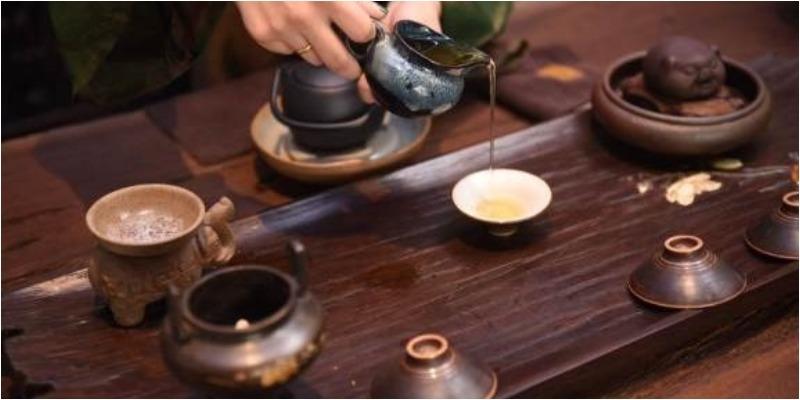 Cách pha trà xanh bancha