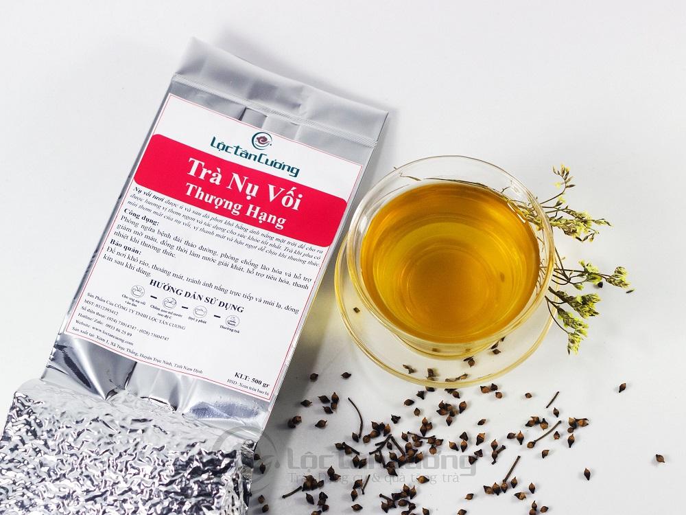 Chè nụ vối được xem là sản phẩm trà không gây mất ngủ mà ngược lại giúp cơ thể khỏe mạnh, ăn ngon và ngủ sâu hơn