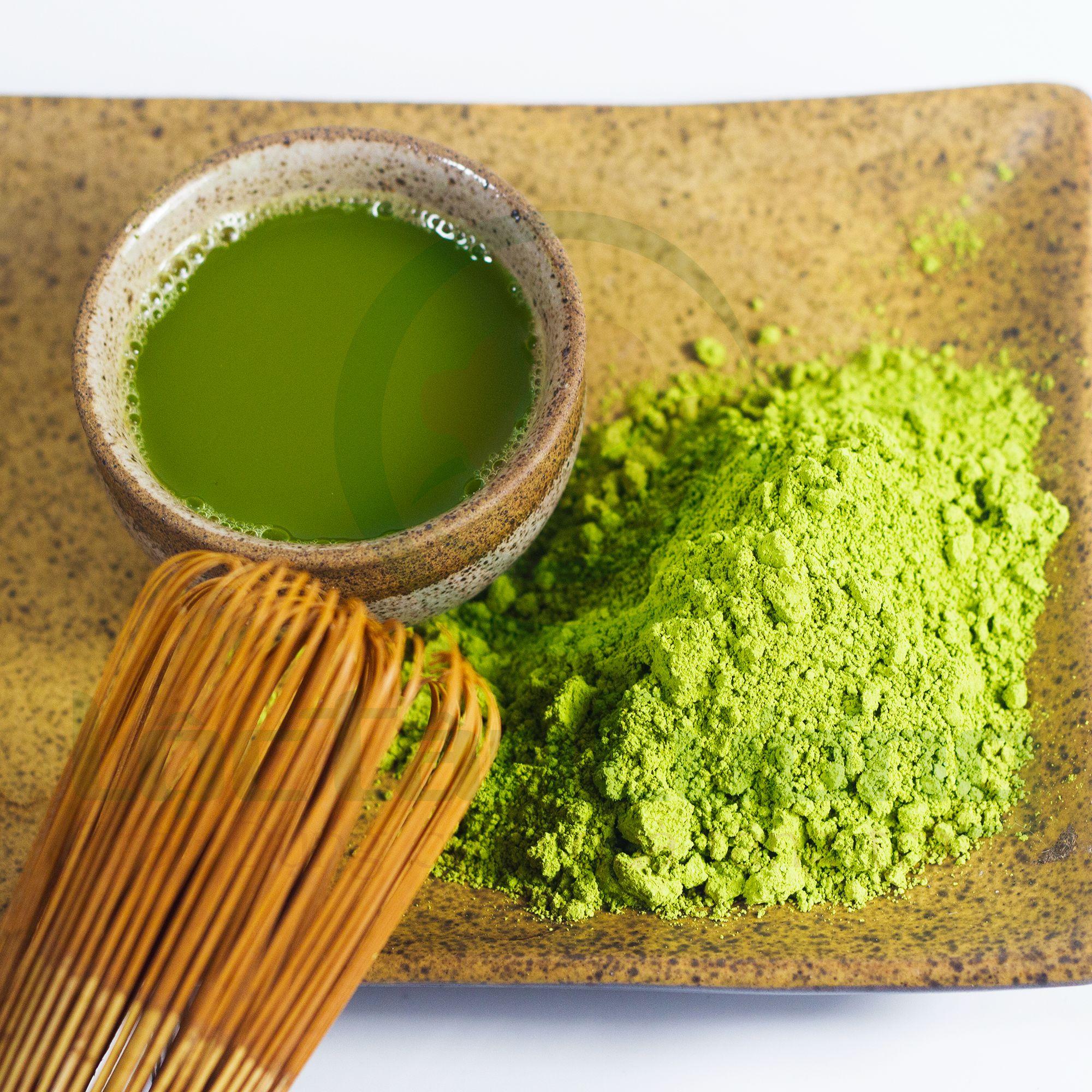 bột trà xanh nhật sản xuất tại fukuoka