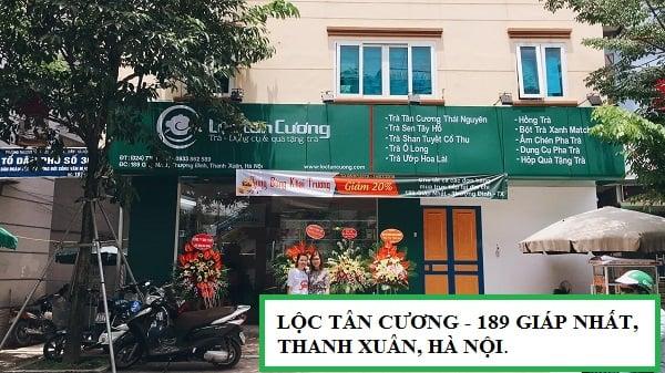 Công ty chè Thái Nguyên