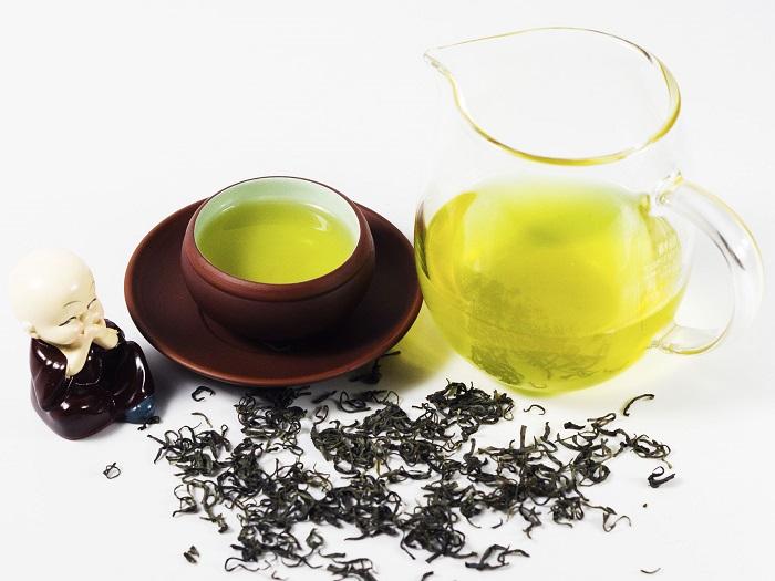 Cánh & nước trà nõn tôm Thái Nguyên