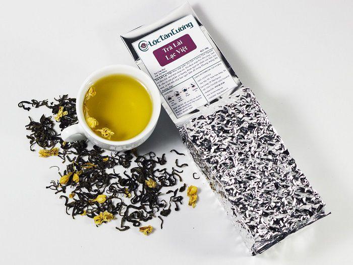 Trà hoa nhài rất tốt cho sức khỏe người thưởng trà
