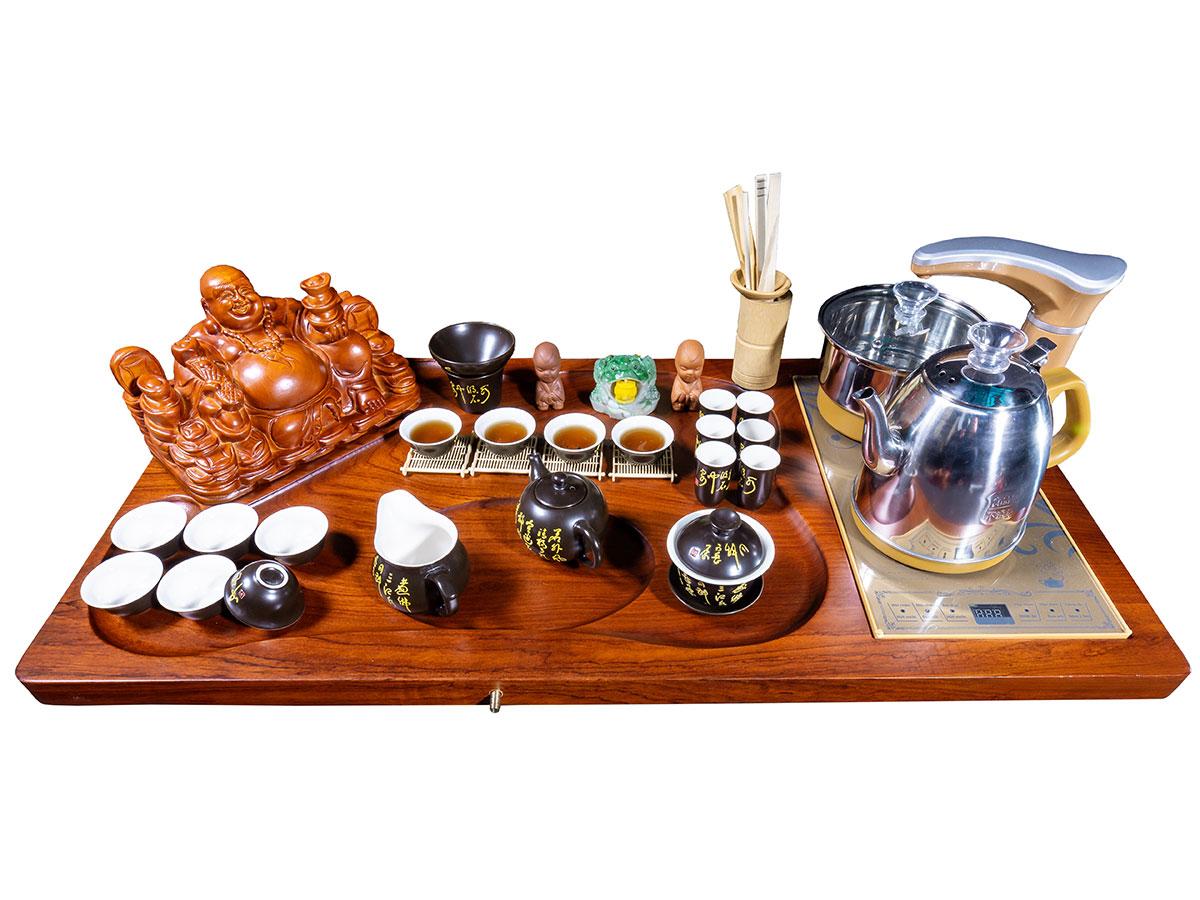 Sở hữu bàn trà điện đa năng giúp phòng khách trở nên sang trọng và đẹp hơn